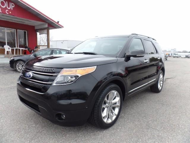 2011 Ford Explorer Limited AWD Limited 4dr SUV