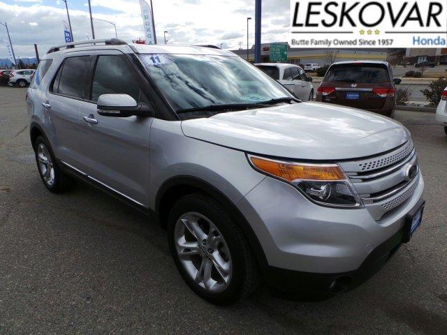 2011 ford explorer limited awd limited 4dr suv for sale in butte montana classified. Black Bedroom Furniture Sets. Home Design Ideas