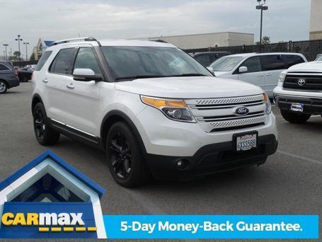 2011 Ford Explorer Limited Limited 4dr SUV