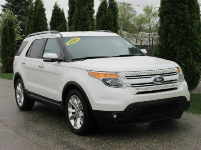 2011 ford explorer limited limited 4dr suv for sale in meskegon michigan classified. Black Bedroom Furniture Sets. Home Design Ideas