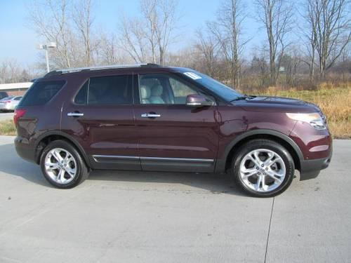 2011 ford explorer sport utility 4wd 4dr limited for sale in barrington illinois classified. Black Bedroom Furniture Sets. Home Design Ideas