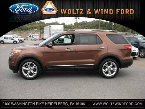 2011 ford explorer sport utility limited 4x4 navigation adaptive for. Black Bedroom Furniture Sets. Home Design Ideas