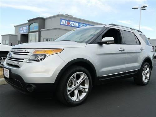 2011 ford explorer sport utility limited for sale in bay point california classified. Black Bedroom Furniture Sets. Home Design Ideas