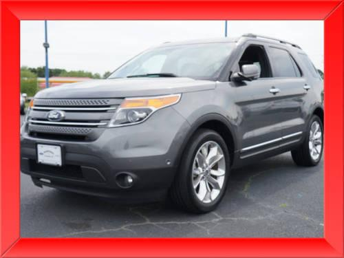 2011 ford explorer suv 4x4 limited for sale in lexington north carolina classified. Black Bedroom Furniture Sets. Home Design Ideas