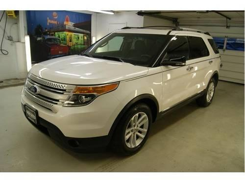 2011 ford explorer suv fwd 4dr xlt for sale in cuyahoga falls ohio classified. Black Bedroom Furniture Sets. Home Design Ideas