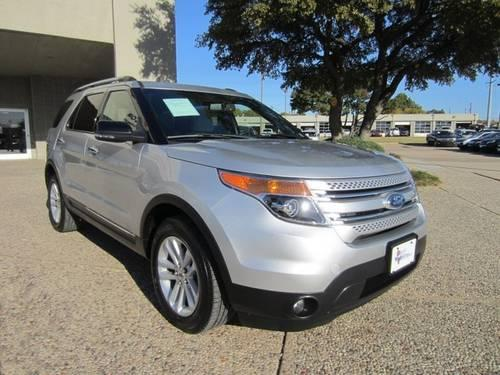 2011 ford explorer suv xlt 4wd for sale in dallas texas classified. Black Bedroom Furniture Sets. Home Design Ideas