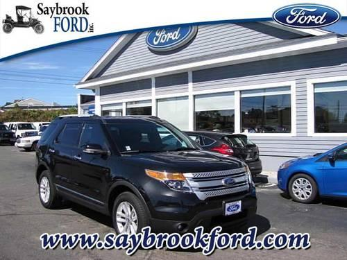 2011 ford explorer suv xlt for sale in fenwick connecticut classified. Black Bedroom Furniture Sets. Home Design Ideas