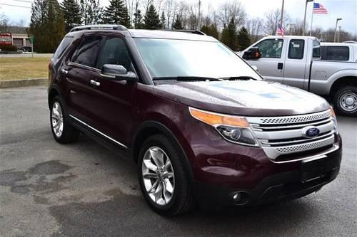 2011 ford explorer suv xlt for sale in rhinebeck new york classified. Black Bedroom Furniture Sets. Home Design Ideas