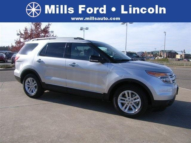 2011 ford explorer xlt for sale in brainerd minnesota classified. Black Bedroom Furniture Sets. Home Design Ideas