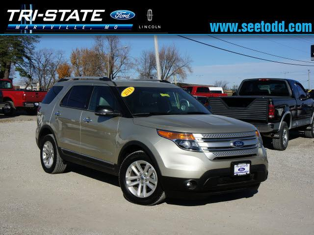 2011 Ford Explorer Xlt For Sale In Maryville Missouri