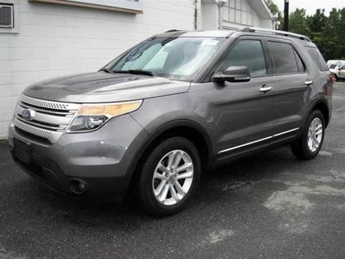 2011 ford explorer xlt sport utility 4d for sale in milford connecticut classified. Black Bedroom Furniture Sets. Home Design Ideas