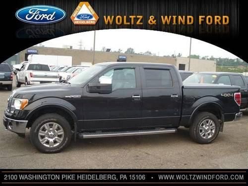 2011 ford f 150 crew cab pickup lariat crew 6 2 v8 4x4 navigation for. Black Bedroom Furniture Sets. Home Design Ideas