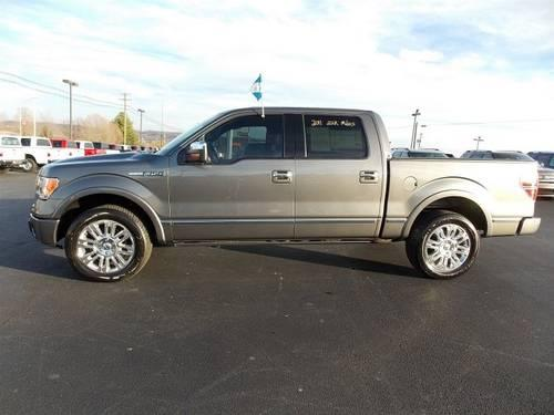 2011 ford f 150 crew cab pickup platinum crew cab 4x2 for sale in sweetwater tennessee. Black Bedroom Furniture Sets. Home Design Ideas