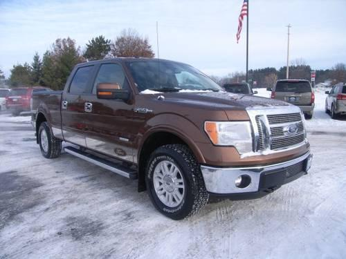 2011 ford f 150 crew cab pickup short bed for sale in isanti minnesota classified. Black Bedroom Furniture Sets. Home Design Ideas