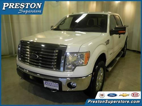 2011 ford f 150 crew cab pickup short bed xlt for sale in burton ohio classified. Black Bedroom Furniture Sets. Home Design Ideas