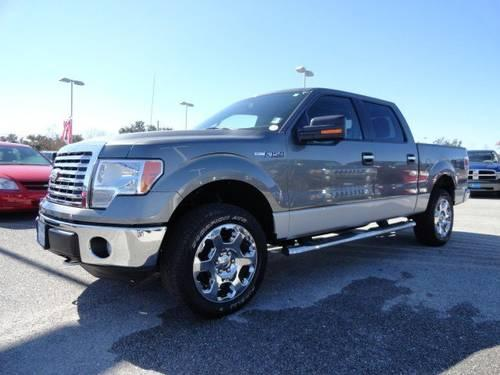 2011 Ford F-150 Crew Cab Pickup XLT for Sale in Pensacola ...
