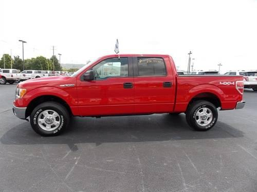 Jacky Jones Lincoln >> 2011 Ford F-150 Crew Cab Pickup XLT Crew Cab 4X4 for Sale ...