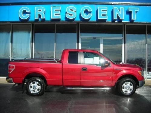 2011 ford f 150 extended cab pickup supercab xlt 2wd for sale in high point north carolina. Black Bedroom Furniture Sets. Home Design Ideas