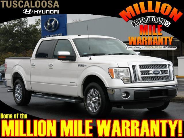 2011 Ford F-150 FX2 4x2 FX2 4dr SuperCrew Styleside 5.5
