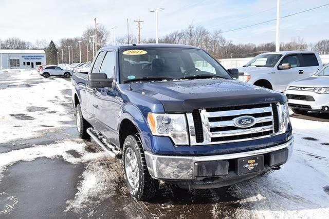 2011 Ford F-150 FX4 4x4 FX4 4dr SuperCab Styleside 6.5