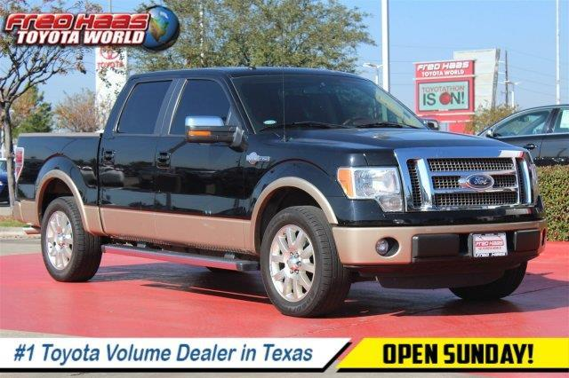2011 ford f 150 king ranch 4x2 king ranch 4dr supercrew styleside 5 5 ft sb for sale in rayford. Black Bedroom Furniture Sets. Home Design Ideas