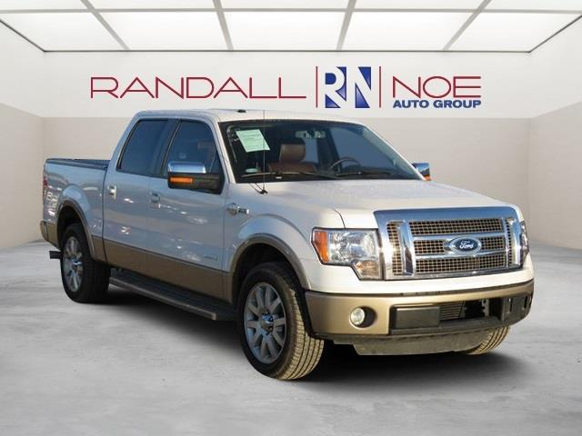Randall Noe Terrell >> 2011 Ford F-150 King Ranch 4x2 King Ranch 4dr SuperCrew Styleside 5.5 ft. SB for Sale in Terrell ...