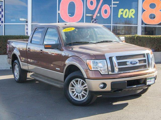 2011 Ford F-150 King Ranch 4x4 King Ranch 4dr SuperCrew