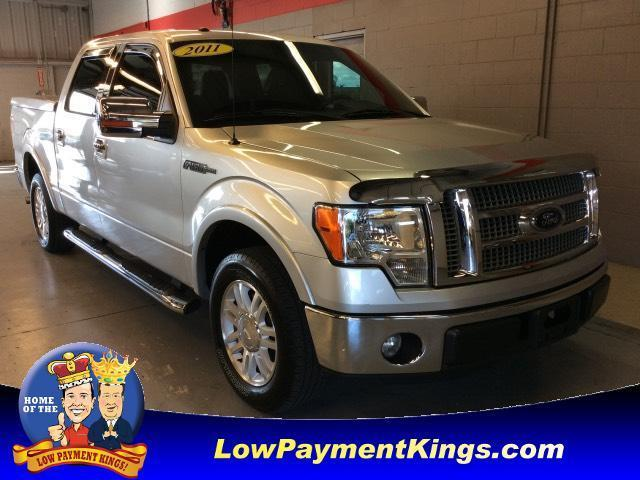 2011 ford f 150 lariat 4x2 lariat 4dr supercrew styleside 5 5 ft sb for sale in davenport. Black Bedroom Furniture Sets. Home Design Ideas