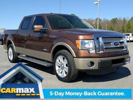 2011 ford f 150 lariat 4x2 lariat 4dr supercrew styleside 5 5 ft sb for sale in columbia south. Black Bedroom Furniture Sets. Home Design Ideas