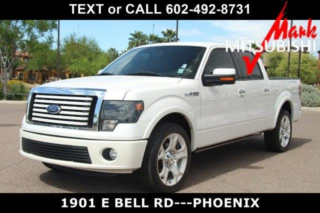2011 ford f 150 lariat 4x2 lariat 4dr supercrew styleside 5 5 ft sb for sale in phoenix. Black Bedroom Furniture Sets. Home Design Ideas