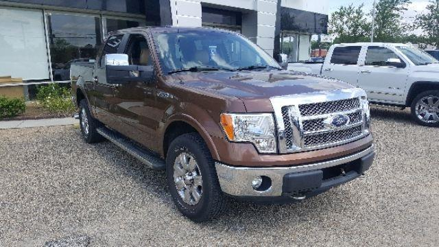 2011 Ford F-150 Lariat 4x4 Lariat 4dr SuperCrew