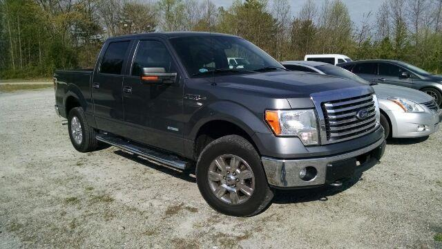 2011 ford f 150 lariat 4x4 lariat 4dr supercrew styleside 6 5 ft sb for sale in hendersonville. Black Bedroom Furniture Sets. Home Design Ideas