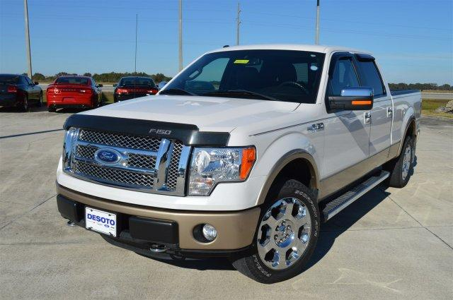 Ford F-150 Platinum For Sale >> 2011 Ford F-150 Lariat Arcadia, FL for Sale in Arcadia ...