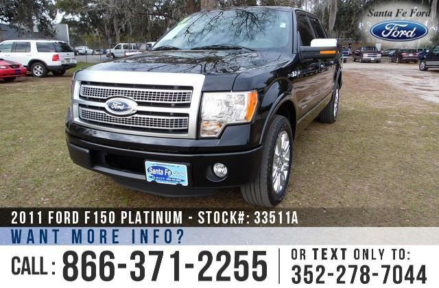 2011 Ford F-150 Platinum - 36K Miles - Financing