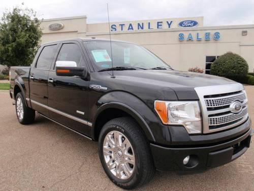 2011 ford f 150 platinum for sale in mc gregor texas classified. Black Bedroom Furniture Sets. Home Design Ideas