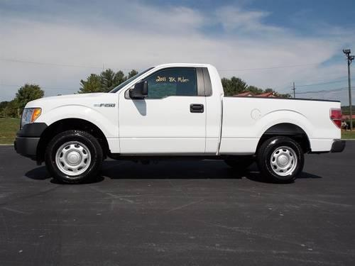 Jacky Jones Lincoln >> 2011 Ford F-150 Regular Cab Pickup XL Regular Cab 4X2 for ...
