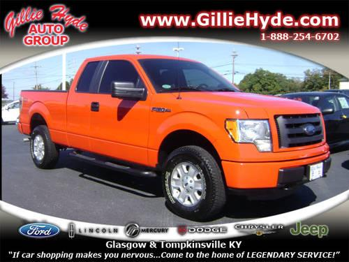 2011 ford f 150 super cab pickup 4x4 stx 4x4 for sale in dry fork kentucky classified. Black Bedroom Furniture Sets. Home Design Ideas