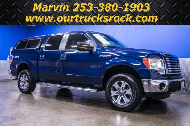 2011 Ford F 150 Super Crew Cab Xlt Canopy For Sale In Edgewood