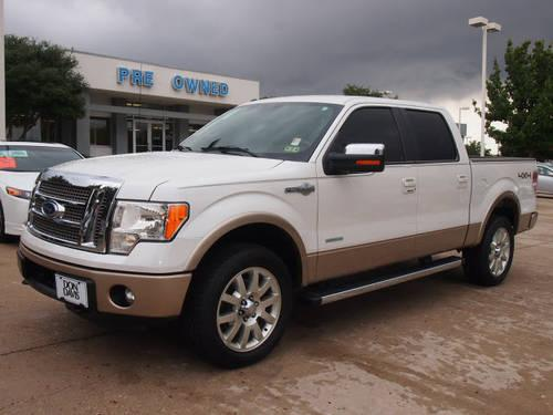 2011 Ford F 150 Supercrew 4x4 King Ranch For Sale In