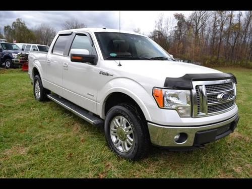 2011 ford f 150 supercrew 4x4 lariat for sale in rhinebeck new york classified. Black Bedroom Furniture Sets. Home Design Ideas