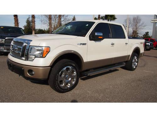 2011 ford f 150 supercrew 4x4 lariat for sale in jacksonville florida classified. Black Bedroom Furniture Sets. Home Design Ideas