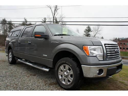 2011 ford f 150 supercrew 4x4 xlt for sale in raynham massachusetts classified. Black Bedroom Furniture Sets. Home Design Ideas
