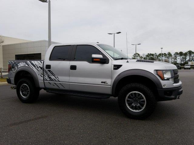 2011 Ford F-150 SVT Raptor 4x4 SVT Raptor 4dr SuperCrew