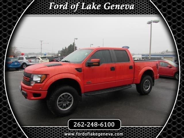 2011 ford f 150 svt raptor lake geneva wi for sale in lake geneva wisconsin classified. Black Bedroom Furniture Sets. Home Design Ideas