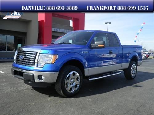 2011 Ford F-150 Truck for Sale in Danville, Kentucky ...