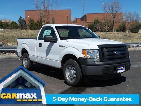 2011 Ford F-150 XL 4x2 XL 2dr Regular Cab Styleside 6.5