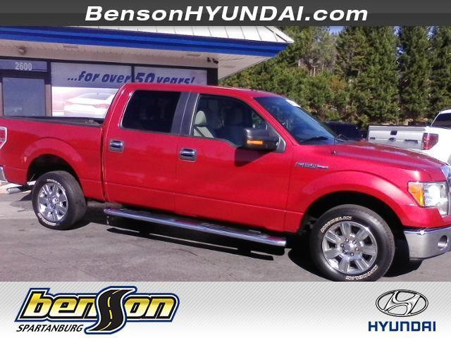 2011 Ford F-150 XL 4x2 XL 4dr SuperCrew Styleside 5.5