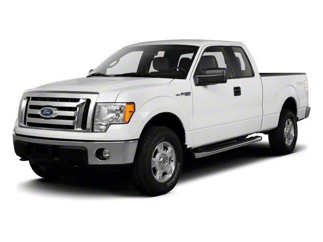 2011 Ford F-150 XL 4x4 XL 4dr SuperCab Styleside 6.5