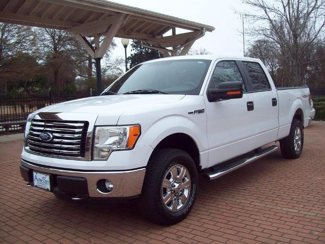 2011 Ford F 150 Xlt 4x4 Supercrew Cab Styleside 55 Ft