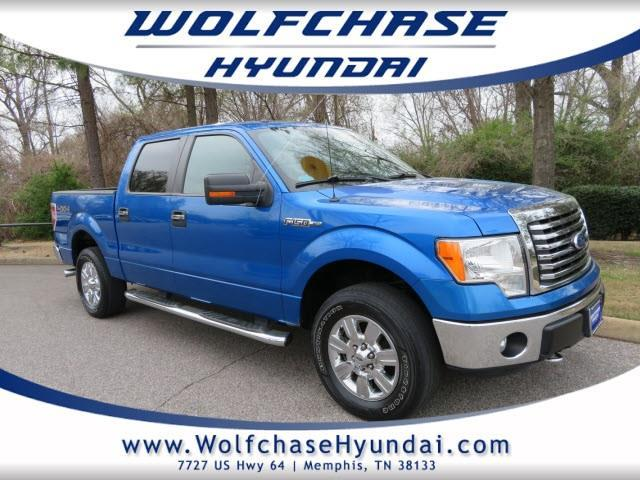 2011 Ford F-150 XL 4x4 XL 4dr SuperCrew Styleside 5.5